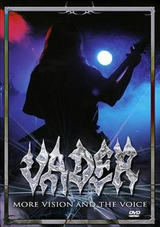 <i>Vision and Voice</i> 1998 video by Vader