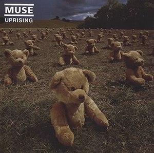 Uprising (song) - Image: Muse Uprising C Dsingle