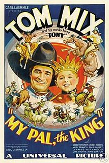 <i>My Pal, the King</i> 1932 film by Kurt Neumann