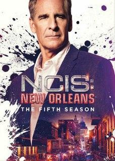 <i>NCIS: New Orleans</i> (season 5) season of television series