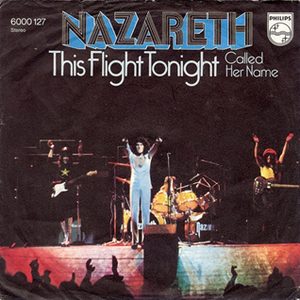 This Flight Tonight - Image: Nazareth This Flight Tonight