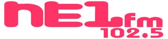 NE1fm - NE1fm logo used from June 2007-August 2012