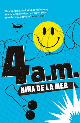 4 a.m. (novel) - Image: Nina De La Mer 4 AM