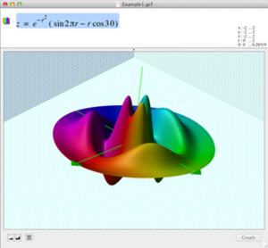 NuCalc - Image: Nucalc screenshot