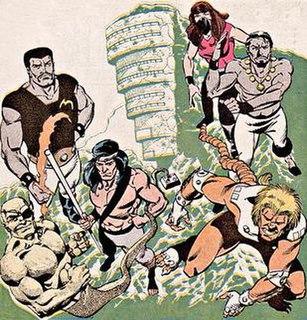 Onslaught (DC Comics)