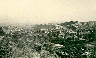 Pallagorio - Pallagorio during the 1930s