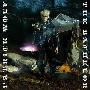 The Bachelor (album) - Image: Patrick wolf the bachelor