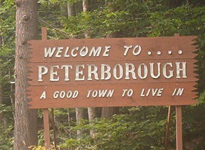 Peterboroughsign