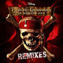Pirates of the Caribbean At World's End Remixes (album) coverart.jpg
