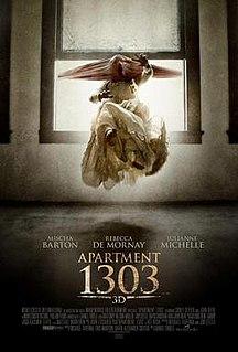 <i>Apartment 1303 3D</i> 2012 film by Daniel Fridell
