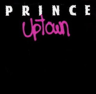 Uptown (song) - Image: Prince Uptown