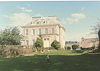 Puslinch, Devon - Puslinch House