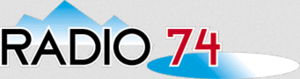 Radio 74 Internationale - Image: Radio 74 logo