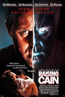 <i>Raising Cain</i> 1992 American film