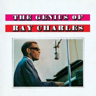 The Genius of Ray Charles - Image: Ray Charles The Genius of Ray Charles Atlantic (album cover)