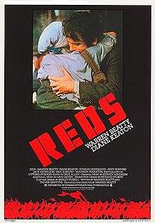 <i>Reds</i> (film) 1981 historical drama film epic by Warren Beatty