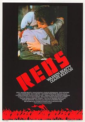 Reds (film) - Theatrical release poster