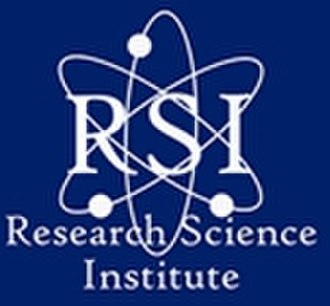 Research Science Institute - The RSI Logo