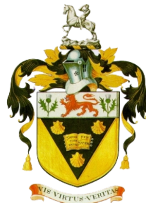 Rhodes University - coat of arms