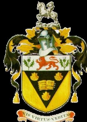 Rhodes University - coat of arms