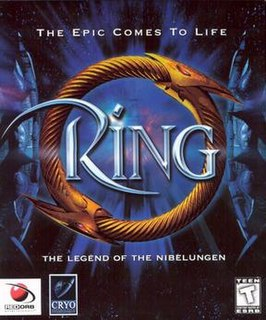 <i>Ring</i> (video game) 1999 computer game