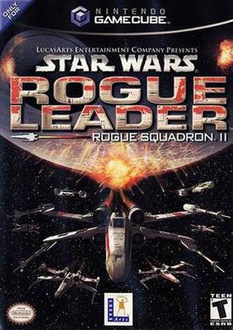 Star Wars Rogue Squadron II: Rogue Leader - Image: Rogue squadron 2 Box