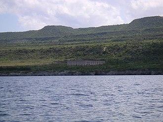 Môle-Saint-Nicolas - Image: Ruine Poudriere