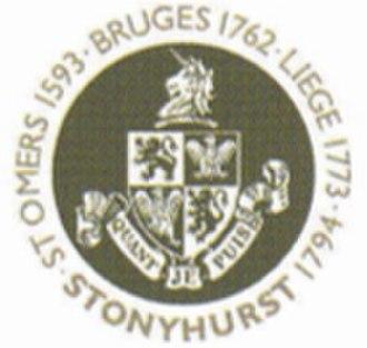 Stonyhurst Saint Mary's Hall - SMH logo, introduced in 2010