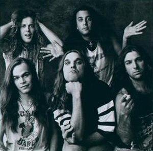 Scatterbrain (band) - Scatterbrain, 1991