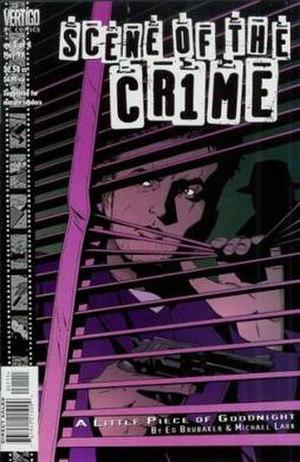 Scene of the Crime (comics) - Image: Scene of the Crime 1