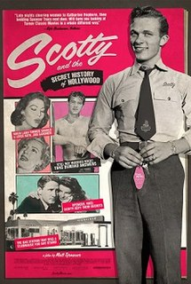<i>Scotty and the Secret History of Hollywood</i> 2017 documentary film directed by Matt Tyrnauer