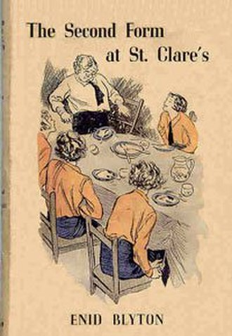 The Second Form at St. Clare's - First edition
