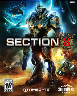 <i>Section 8</i> (video game) 2009 video game