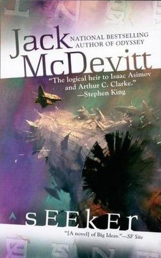 Seeker (McDevitt novel) - Image: Seeker book cover