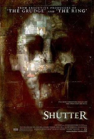 Shutter (2008 film) - Theatrical release poster