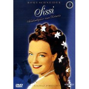 Sissi – Fateful Years of an Empress - DVD Cover