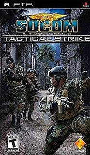 <i>SOCOM U.S. Navy SEALs: Tactical Strike</i>