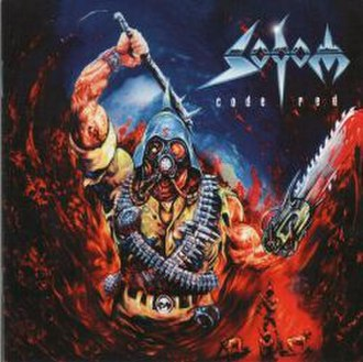 Code Red (Sodom album) - Image: Sodom code red