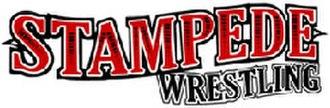 Stampede Wrestling - Image: Stampede wrestling logo