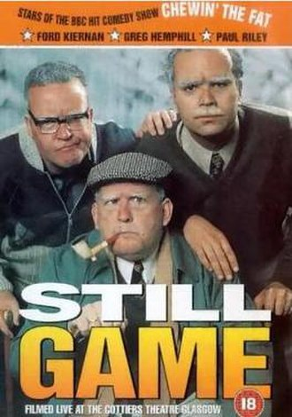 Still Game - The original stage play of Still Game (1997-1999)