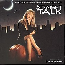 Straight Talk (film soundtrack).jpg