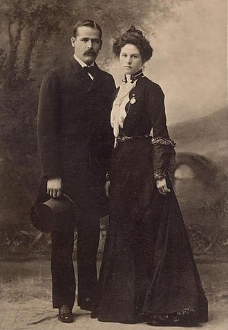 Sundance Kid - Sundance Kid and Etta Place before they left for South America