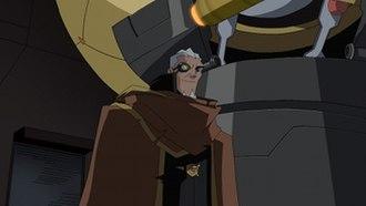 Count Vertigo - Count Vertigo as depicted on The Batman.