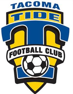 Seattle Sounders FC U-23 - Image: Tacomatide