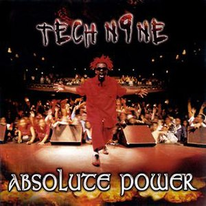 Absolute Power (Tech N9ne album) - Image: Tech n 9ne absolute power