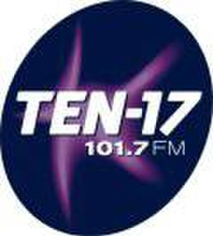 Ten 17 - Logo used by Ten 17 during its GWR days. This was replaced in 2007 by its current logo