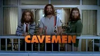 Cavemen (TV series) - Image: The cavemen show picture