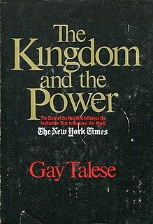 <i>The Kingdom and the Power</i>