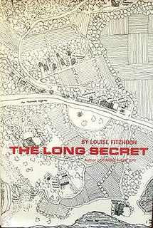 <i>The Long Secret</i> book by Louise Fitzhugh