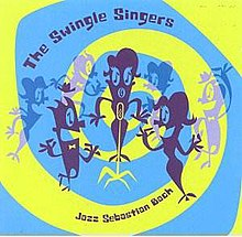 Les Swingle Singers Jazz Sebastien Bach No 2